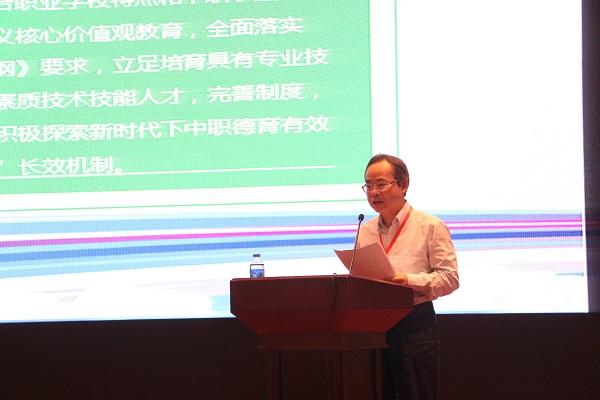 江西省教育厅代表发言